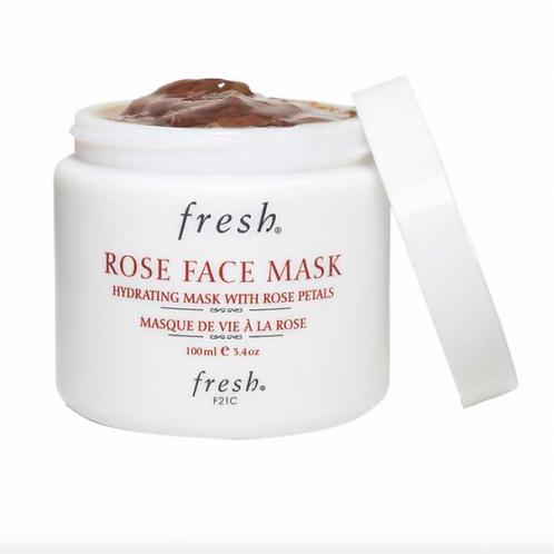 Fresh - 玫瑰保濕面膜 100ml