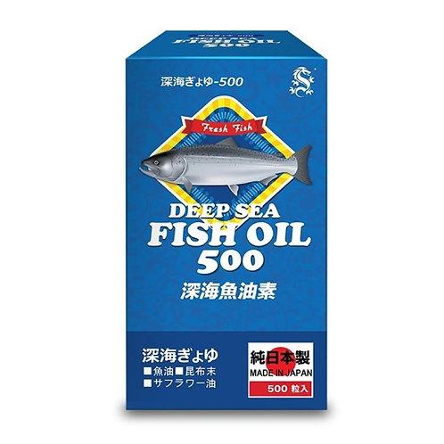 CHOICE - 奇路仕 深海魚油素