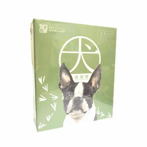 Pet Nutriland  獸醫配方寵物專用複方滴雞精 - 狗用60ml x 4包 (平行進口貨)