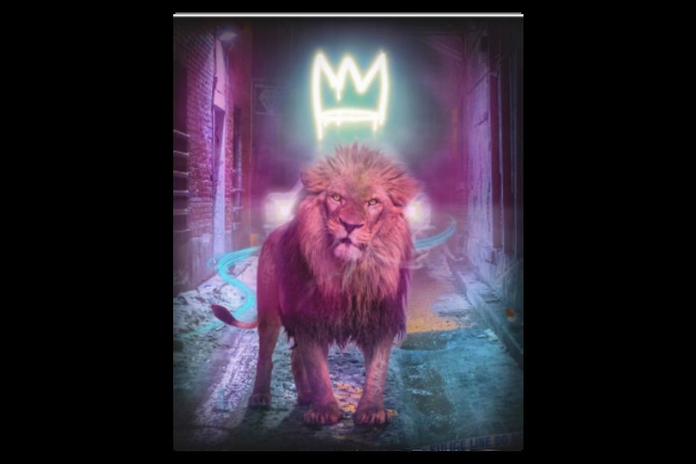 JJ Adams | King of The (Urban) Jungle | Limited Edition