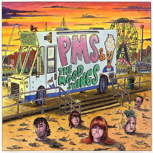 PMS and the Mood Swings 12""
