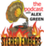 Stereo Embers The  Podcast Logo