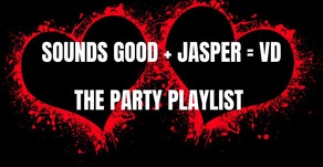 SOUNDS GOOD & JASPER VD PARTY PLAYLIST