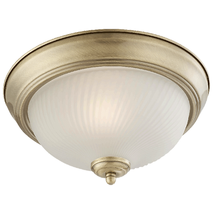 Indoor Light Fixture - brass Finish
