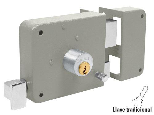 Left Rim lock - standard key