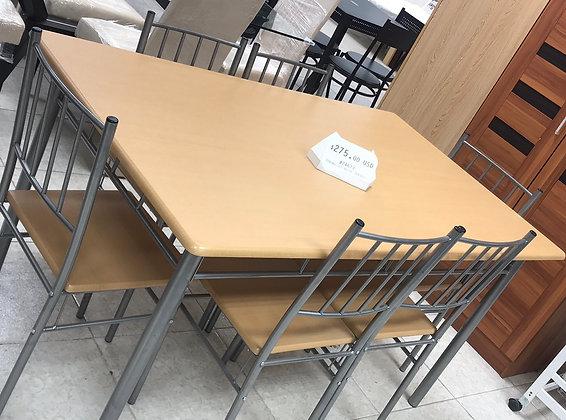 Dining set beige JXA041S