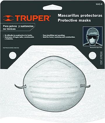 Dust Mask 10-pc Blister