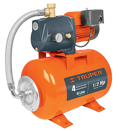 1/2HP 11GPM Jet Pump / Tank System