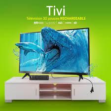 TELEVISION Rechargeable TV EKOTEK