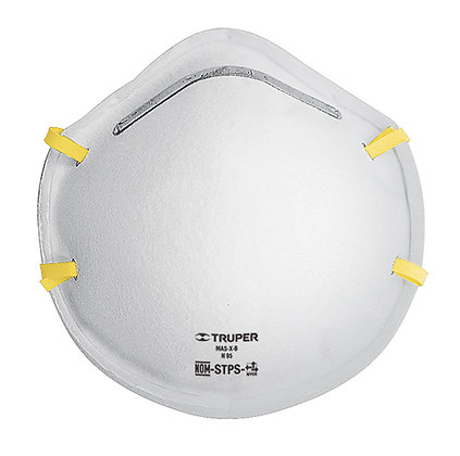 Organiz Vapor relief particulate respirator