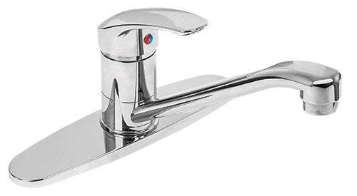 Single HDL kitchen faucet, Basic ABS