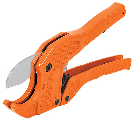 """1-5/8"""" Ratcheting PVC Pipe Cutter"""