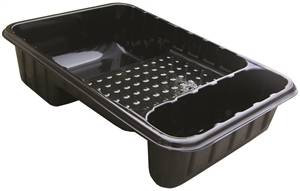 Encore Plastics 201995 Roller Tray, 6 in, Black