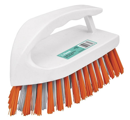 Scrub Brush w/ Handle