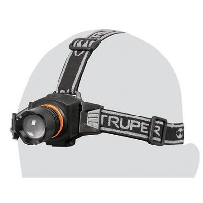 High Power Led Rechargeable Head Light , 60 Lumens