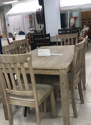 Dining table set d484-425