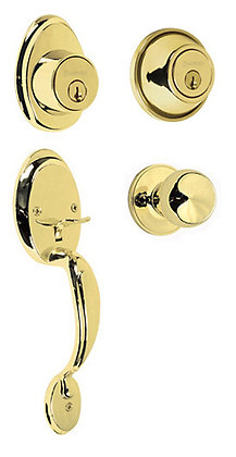 Handlesets w/ Thumpiece, Knob and Deadbolt