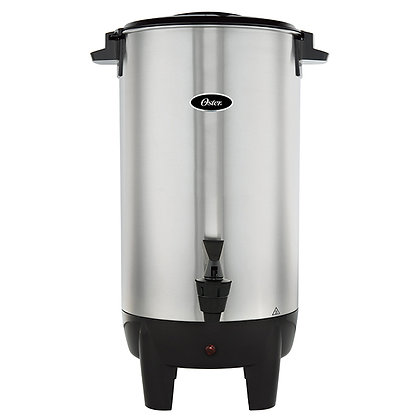 Perculator 35Cup Stainless