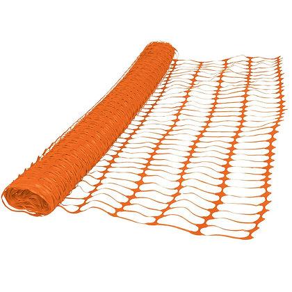 98ft Safety Fence, Orange