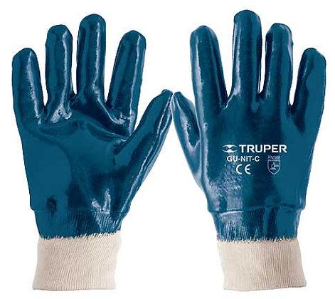 PR Nitrile Coated Cotton Gloves