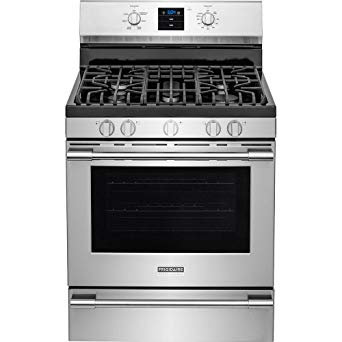 Professional 30'' Freestanding Gas Range