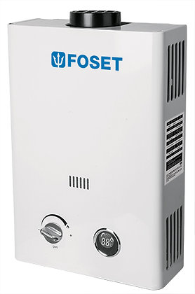 2GPM Tankless Gas Water Heater