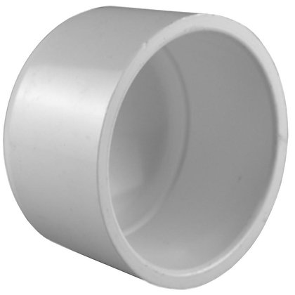 PVC CAP SCH40