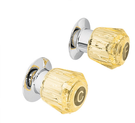 Metal shower Handle SET