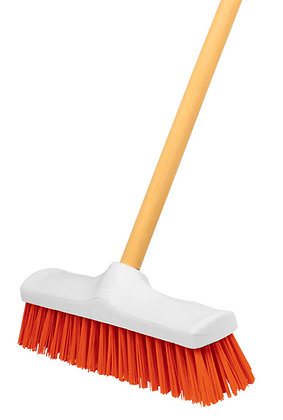 Deck Scrub Brushes w/ Handle