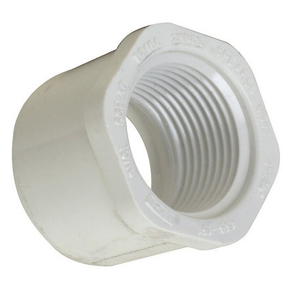 PVC RED BUSHING SCH40