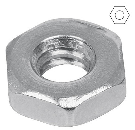 Thin Hex Nuts