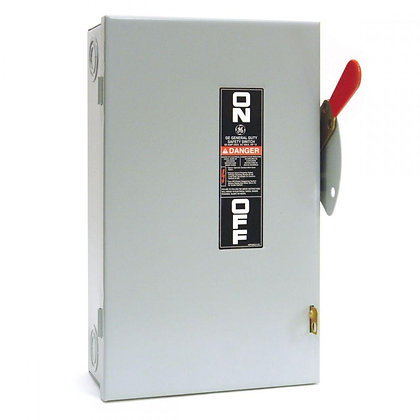 GE SAFETY SWITCH 2P