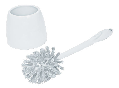 Toilet Bowl Brush w/ Holder