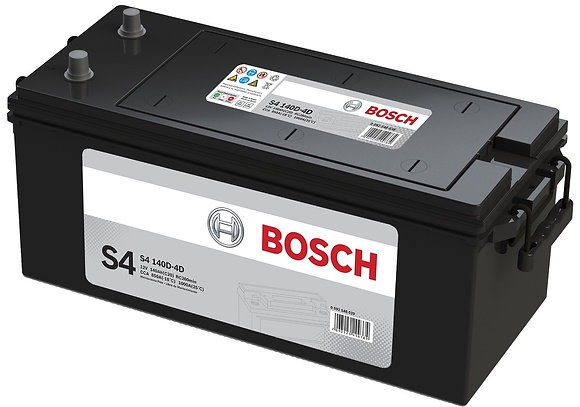 BOSCH battery 140Amps 12v