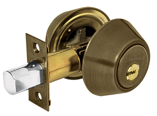 Double Metal Cylinder Deadbolts