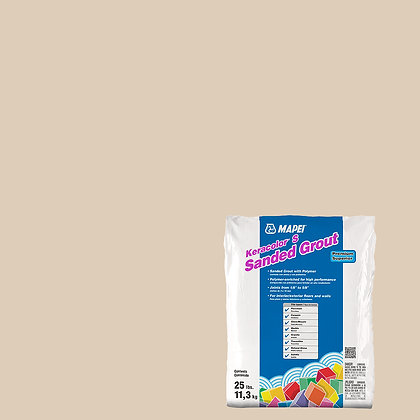 GROUT S KERACOLOR 25LBS