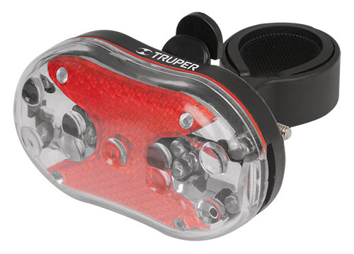9-LED Rear Bike Light