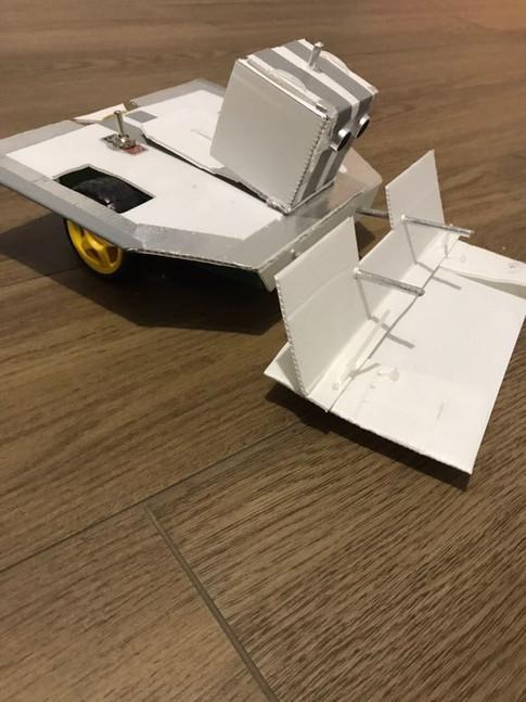 Robot Lingette