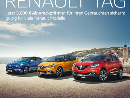 Renault TAG am 17.03.2018
