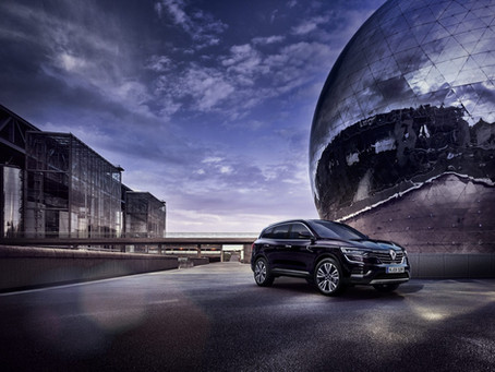 Komfortabler SUV ab sofort bestellbar. Neuer Renault Koleos ab 30.900 Euro erhältlich