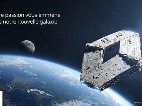 Renault Frankreich: Marketingkampagne mit Star Wars™ French Touch für die letzten Jedi