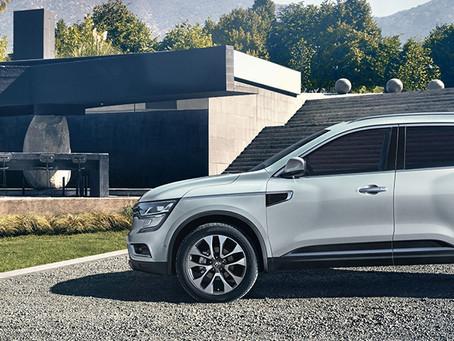 Exklusive Informationen zum neuen Renault KOLEOS