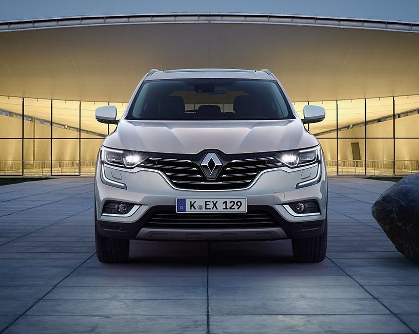 Front Renault Koleos