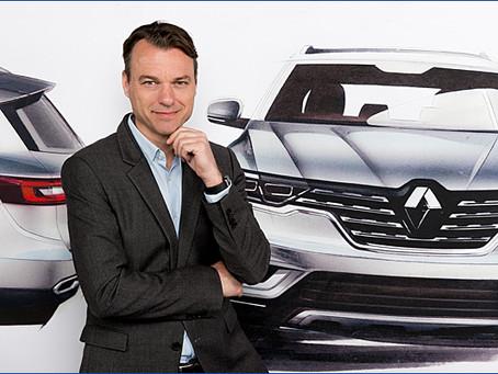 """Redaktions-Award der """"Auto Zeitung"""" für hochwertige Formensprache. """"Auto Trophy"""" für Renault Designc"""