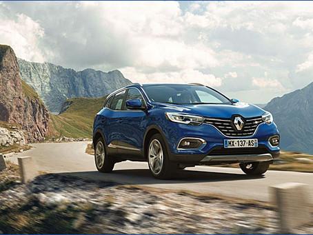 SUV-Premiere am 12. Januar Renault präsentiert neuen Kadjar