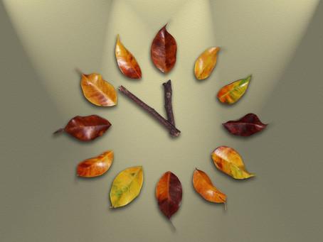 Un temps pour tout ...