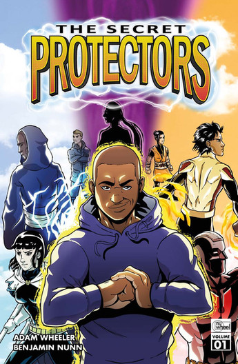 The Secret Protectors Volume 1 Cover