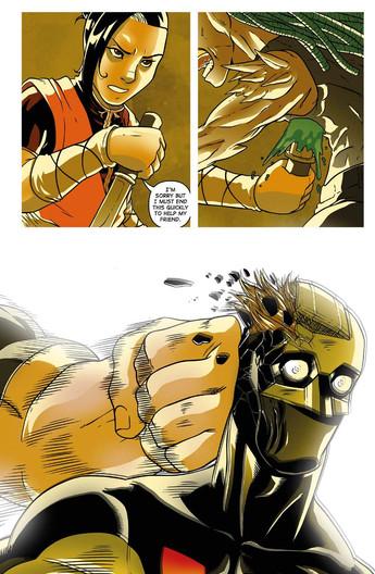 The Secret Protectors Volume 01 Page 107