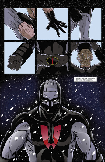 The Secret Protectors Volume 01 Page 79