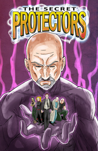 The Secret Protectors Issue 05 Cover